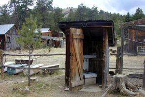 Туалет, Америка