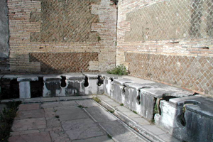 Туалет, Азия