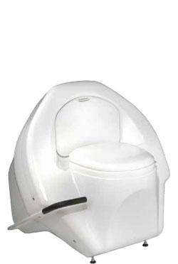 Сепарационный сухой Туалет Biolan Naturum