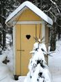 Туалеты для дачи, сельские туалеты. Советы, идеи.