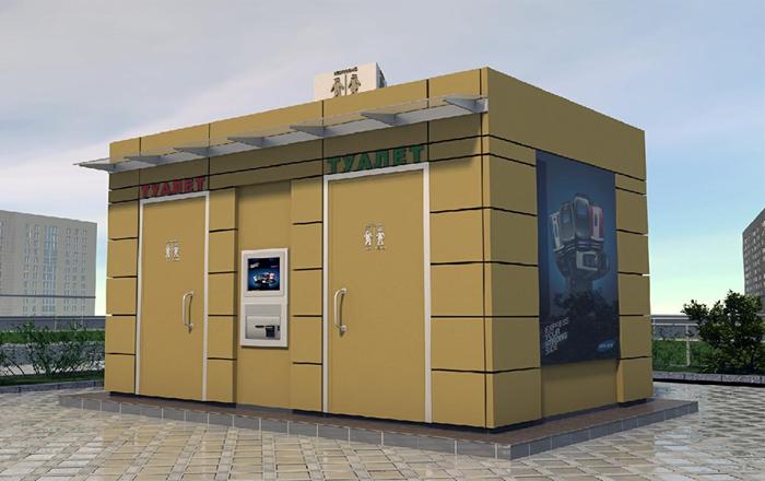 Туалетные модули нового поколения