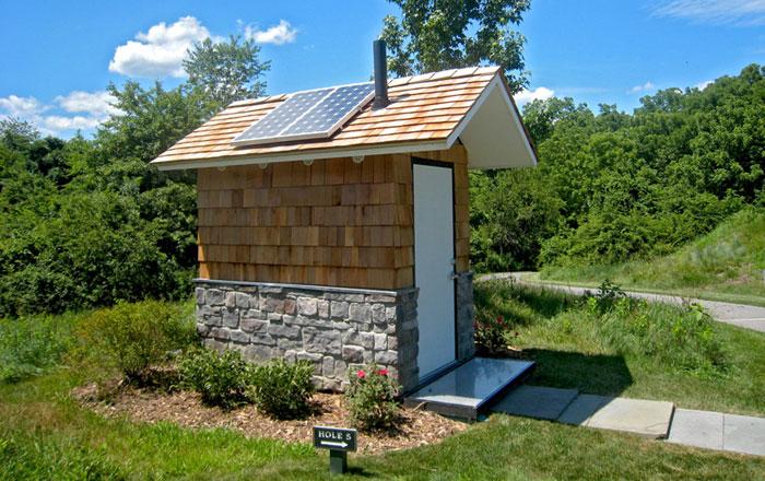 Экологический туалет