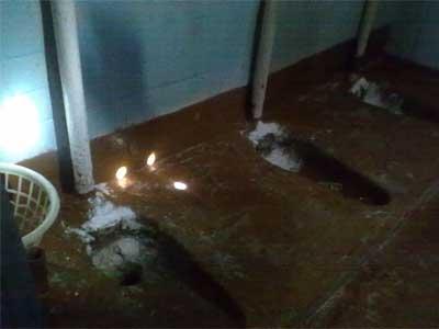 Школьный туалет, Челябинская область