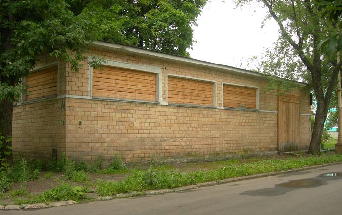 Бесплатный стационарный туалет на ВДНХ, не работает